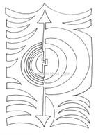 Labyrinthia Printable Colouring & Meditation Page 4