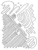 Labyrinthia Printable Colouring & Meditation Page 6
