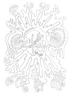 Labyrinthia Printable Colouring & Meditation Page 11