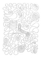 Labyrinthia Printable Colouring & Meditation Page 21