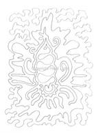Labyrinthia Printable Colouring & Meditation Page 24