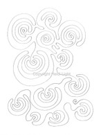 Labyrinthia Printable Colouring & Meditation Page 25