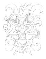 Labyrinthia Printable Colouring & Meditation Page 29