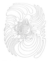 Labyrinthia Printable Colouring & Meditation Page 38