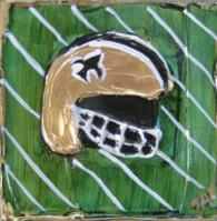 Helmet mini painting