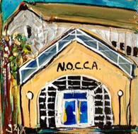 N.O.C.C.A. mini painting