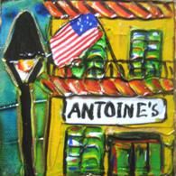 Antoine's mini painting