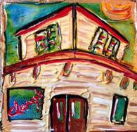 Clancy's mini painting