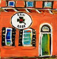 Erin Rose mini painting