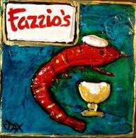 Fazzio's mini painting
