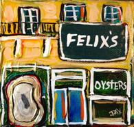 Felix's mini painting