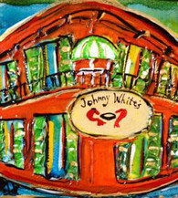 Johnny White's mini painting