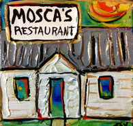Mosca's mini painting