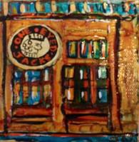 One Eyed Jack's mini painting