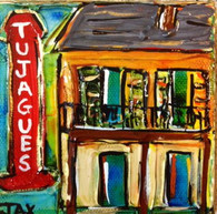 Tujagues mini painting