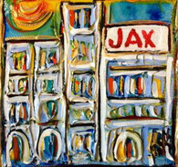 Jax Brewery Mini Painting