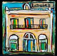 Latrobe's Mini Painting