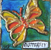 Butterfly Mini Painting