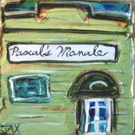 Pascal's Manale Mini Painting