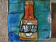 Abita Beer Mini Painting