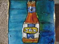 Jax Beer Mini Painting