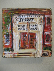 Jesuit Mini Painting