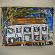 St. Martin's Mini Painting
