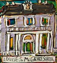 Louise S. McGehee Mini Painting