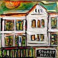 Stuart Hall Mini Painting