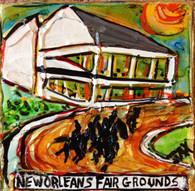 Fairgrounds Mini Painting