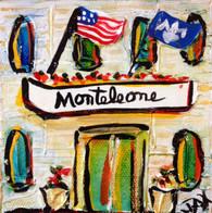 Monteleone Mini Painting
