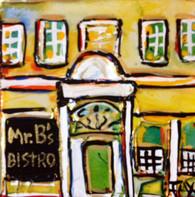 Mr. B's Mini Painting