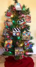 Jax Ornaments - Individual Ornaments- your choice