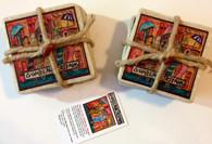Tile Coasters - Gumbeaux Sistahs  Coasters set