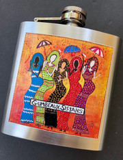 Flask - Gumbeaux Sistahs