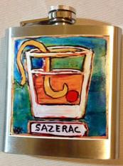 Flask - Sazerac Cocktail