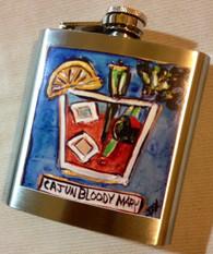 Flask - Cajun Bloody Mary