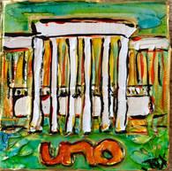 UNO - mini painting
