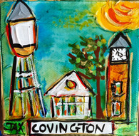 Covington Mini Painting