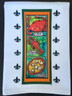 New Orleans Seafood Tea Towel