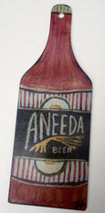 Cutting Board/ Cheese Board - Aneeda Beer