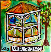 Abita Springs Mini Painting