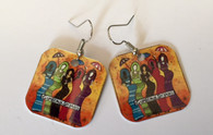 Gumbeaux Sistahs Earrings