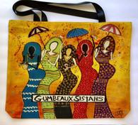 Gumbeaux Sistahs Tote Bag