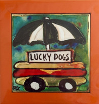 Lucky Dogs Wall Art