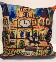 Pillow - Jackson Square