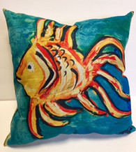 Pillow - Fish