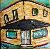 Patois mini painting