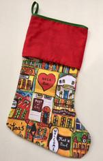 Christmas Stockings - New Orleans Nola Love