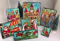 Nativity Scene - New Orleans Nola Love